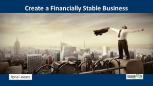 Creating Financially Stable Business
