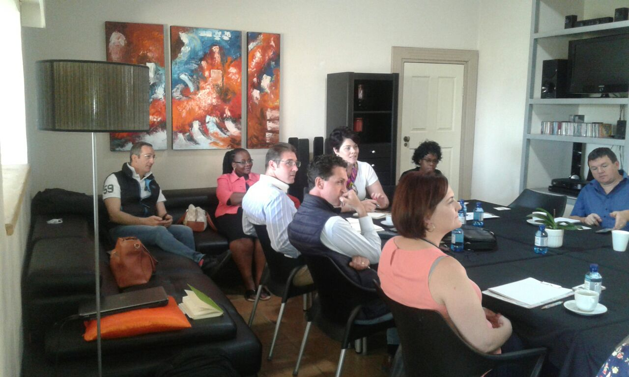 Ronel Jooste Financial Training
