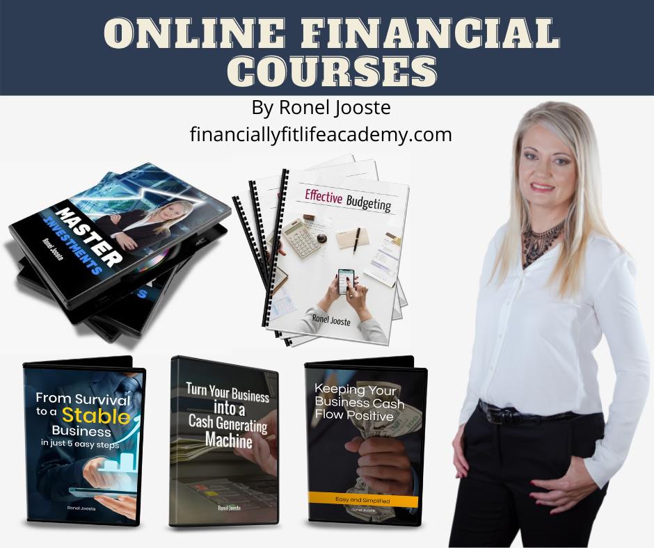 Ronel Jooste Online Courses