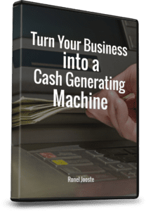 Cash generating machine