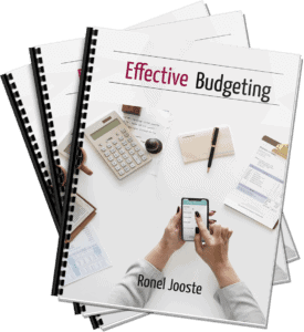 Effective Budgeting