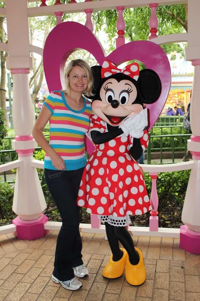 Ronel Jooste Master Class Disney